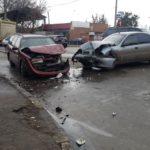 В Харькове столкнулись два легковых авто: среди четырех пострадавших — 4-летний ребенок, — ФОТО