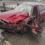На Окружной столкнулись «Daewoo» и «Subaru»: есть пострадавший, — ФОТО