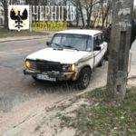 У Чернігові на вулиці 1 Травня сталася ДТП (Фото, відео) –  |