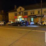 Войны таксистов в Кривом Роге: ночью водитель стрелял по машине конкурентов
