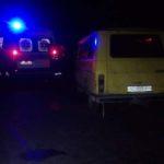 Под Днепром микроавтобус слетел в кювет: пострадал маленький ребенок