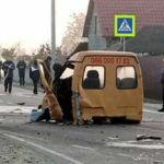 На Закарпатье автомобиль врезался в эвакуатор и загорелся: четверо погибших